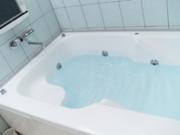 お風呂のカビ取り